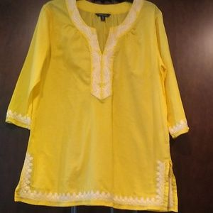 Lands'End tunic